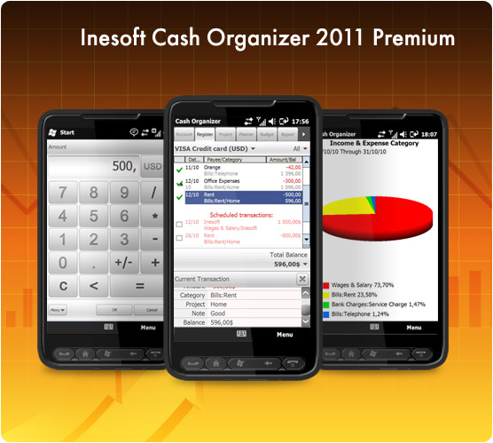 Cash organizer - фото 2